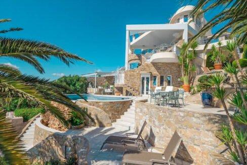 Seaside Villa in Attica, Seaside Villa Marathonas Schinia. Athens Villas for sale 2