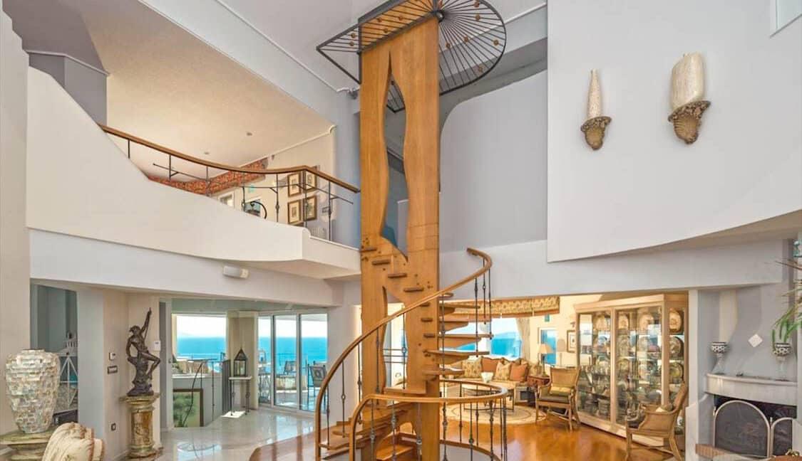 Seaside Villa in Attica, Seaside Villa Marathonas Schinia. Athens Villas for sale 21