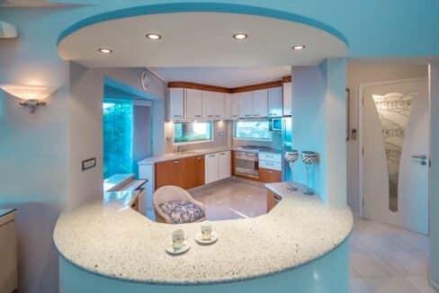 Seaside Villa in Attica, Seaside Villa Marathonas Schinia. Athens Villas for sale 22
