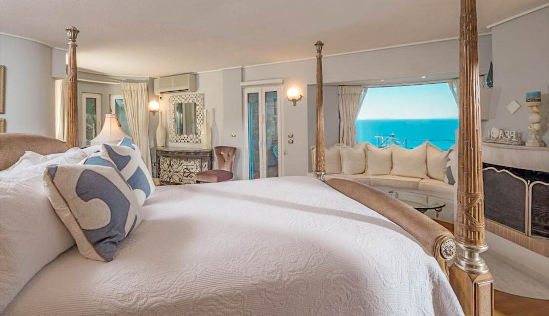 Seaside Villa in Attica, Seaside Villa Marathonas Schinia. Athens Villas for sale 24