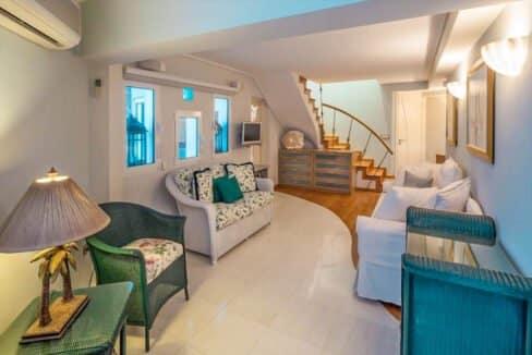 Seaside Villa in Attica, Seaside Villa Marathonas Schinia. Athens Villas for sale 27