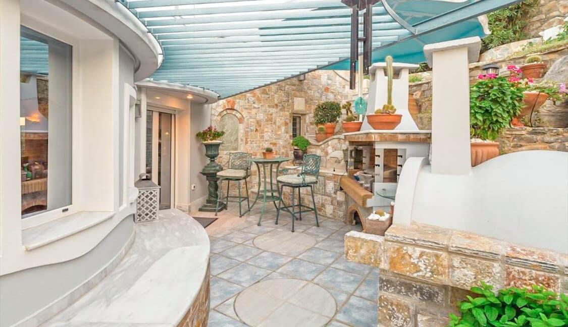 Seaside Villa in Attica, Seaside Villa Marathonas Schinia. Athens Villas for sale 28