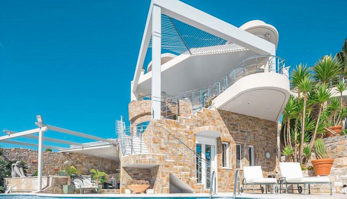 Seaside Villa in Attica, Seaside Villa Marathonas Schinia. Athens Villas for sale 3