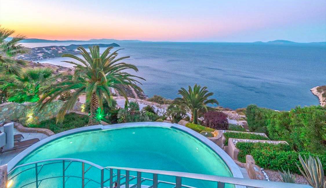 Seaside Villa in Attica, Seaside Villa Marathonas Schinia. Athens Villas for sale 30