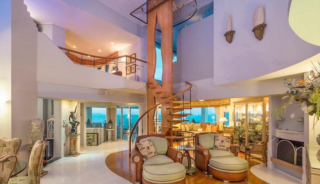 Seaside Villa in Attica, Seaside Villa Marathonas Schinia. Athens Villas for sale 34