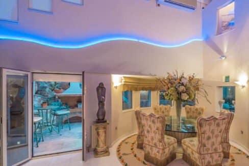 Seaside Villa in Attica, Seaside Villa Marathonas Schinia. Athens Villas for sale 35
