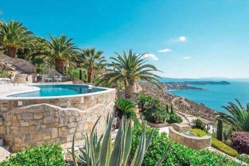 Seaside Villa in Attica, Seaside Villa Marathonas Schinia. Athens Villas for sale 4
