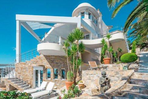 Seaside Villa in Attica, Seaside Villa Marathonas Schinia. Athens Villas for sale 5