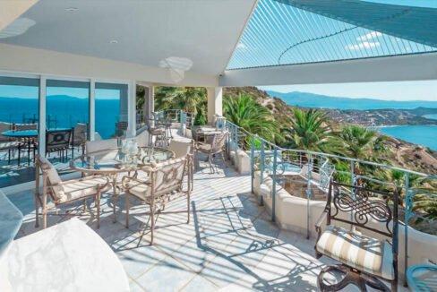 Seaside Villa in Attica, Seaside Villa Marathonas Schinia. Athens Villas for sale 8