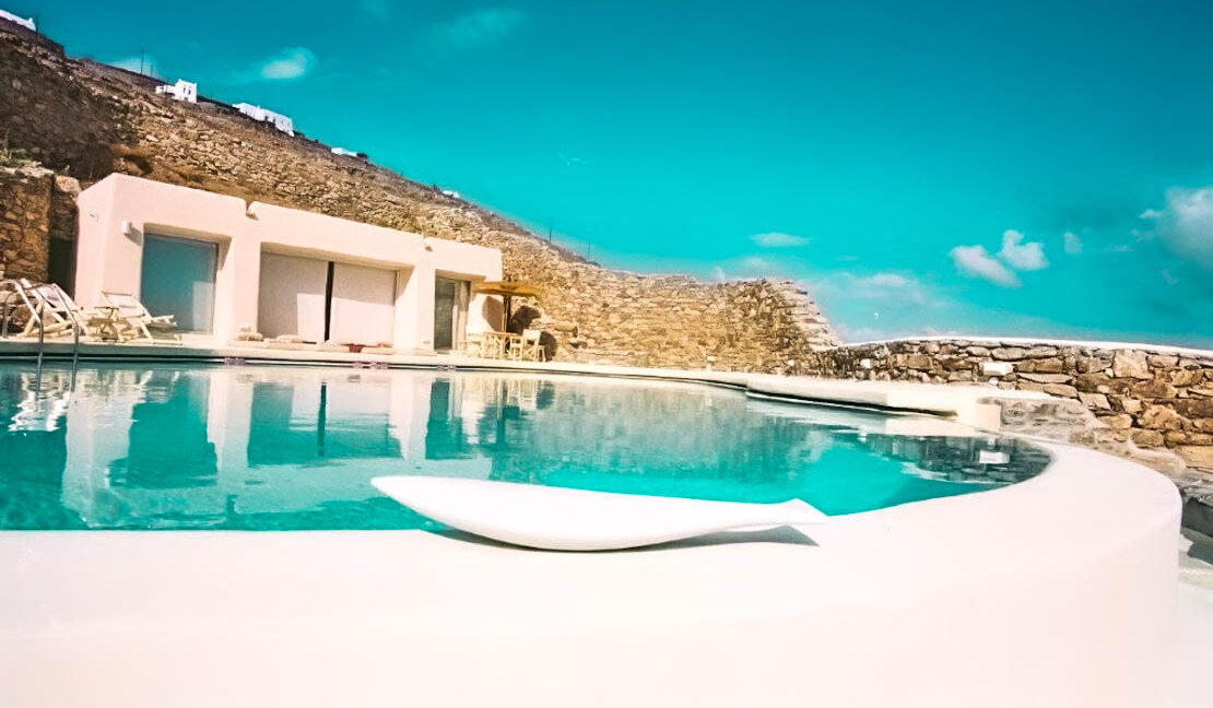 Top Hill Property in Mykonos Greece. Best Villas for Sale in Mykonos Island. Mykonos  Realty,