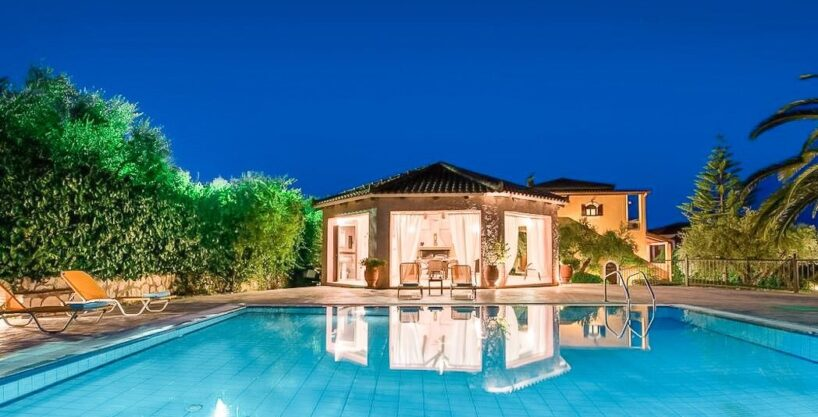 Villa Zakynthos Greece For Sale