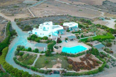 Villa for Sale in Antiparos Greece. Property for sale in Antiparos island