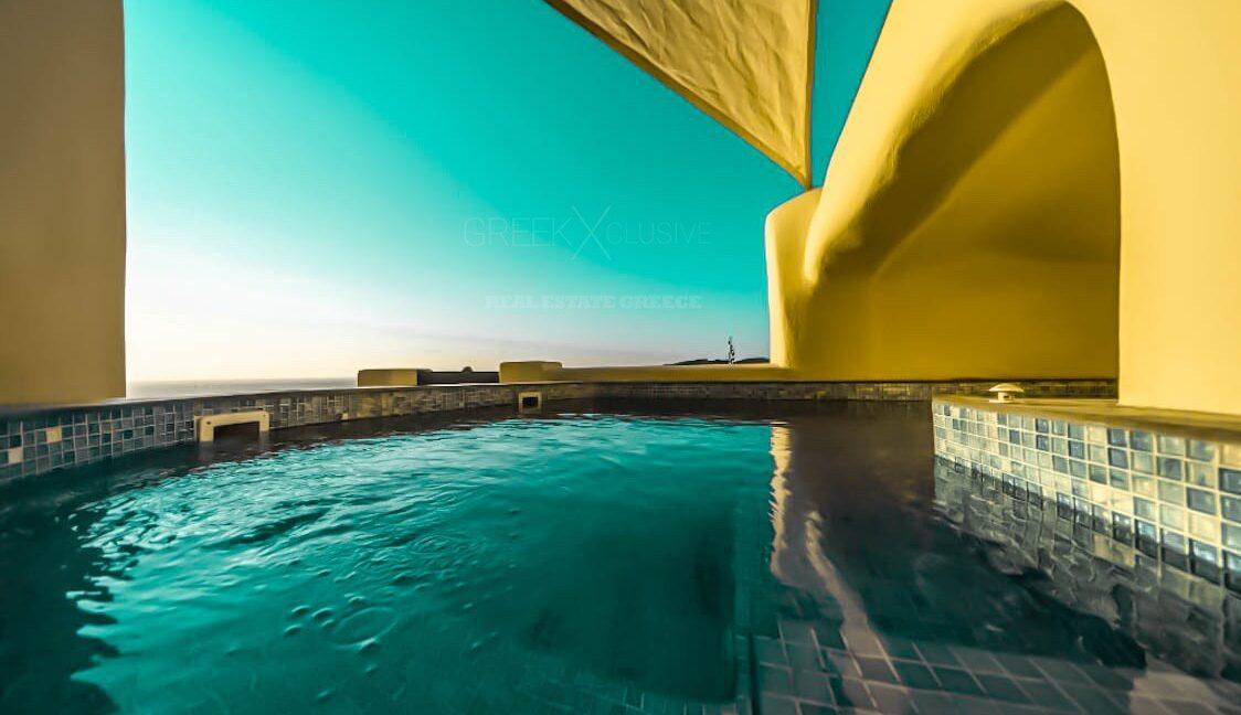Villa for sale Caldera in Oia Santorini, Real Estate Office in Santorini