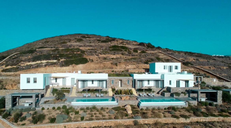 Villa with amazing sea view in Paros, Paros Properties, Paros Homes, Paros Real Estate