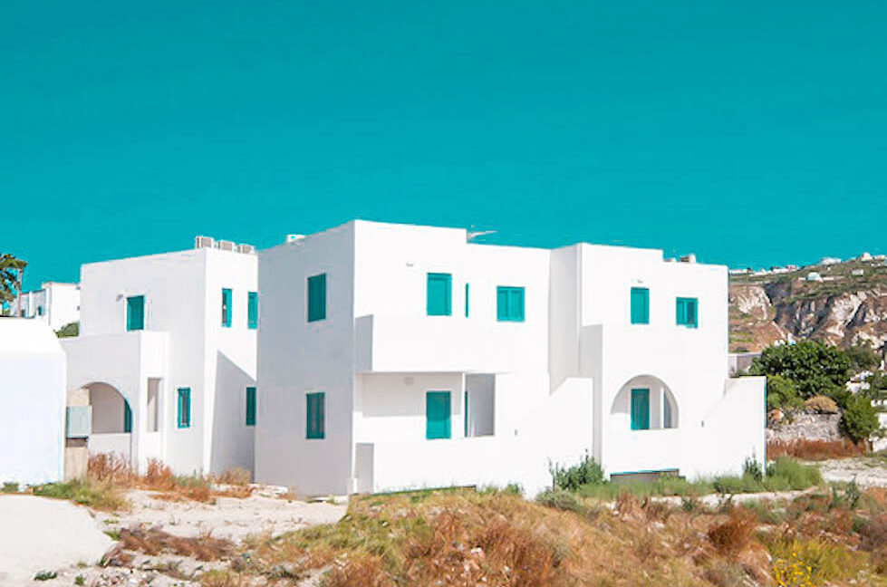 30 Rooms hotel for Sale Santorini, Vothonas. Hotel For Sale Santorini Greece