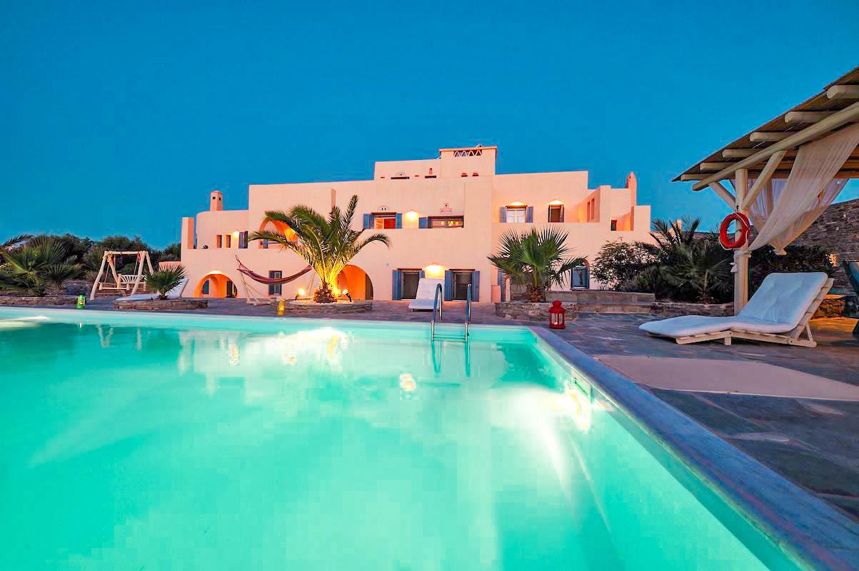 Big Property in Greek Island Paros Greece