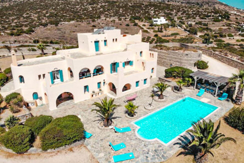 Big Property in Greek Island Paros Greece, Luxury Homes in Greece 13
