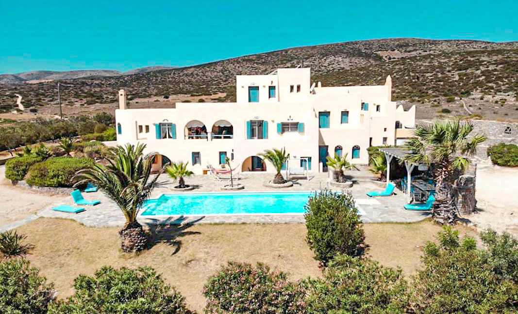 Big Property in Greek Island Paros Greece, Luxury Homes in Greece 14