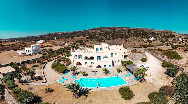 Big Property in Greek Island Paros Greece, Luxury Homes in Greece 15