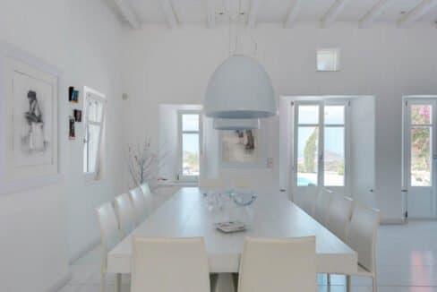 Hill Top Villa in Paros Greece, Paros Properties, Villas in Paros 12