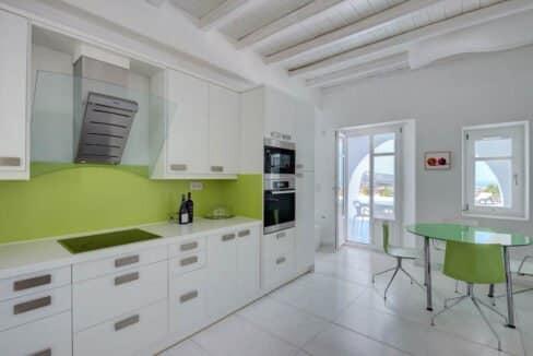 Hill Top Villa in Paros Greece, Paros Properties, Villas in Paros 13