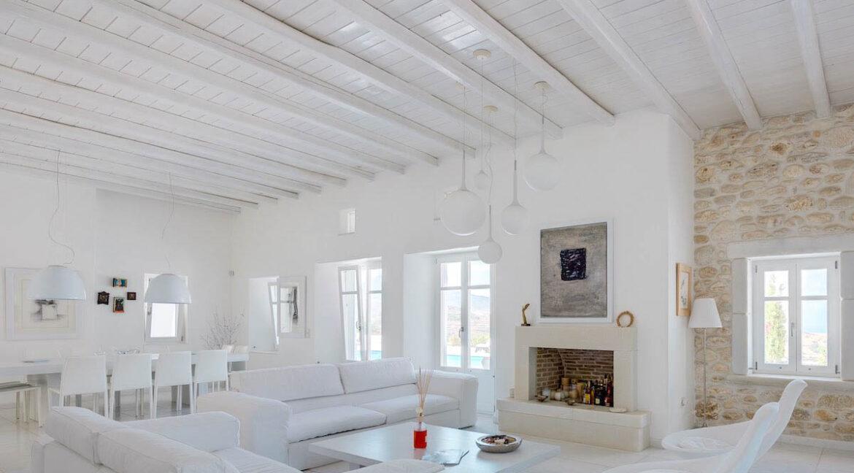 Hill Top Villa in Paros Greece, Paros Properties, Villas in Paros 14