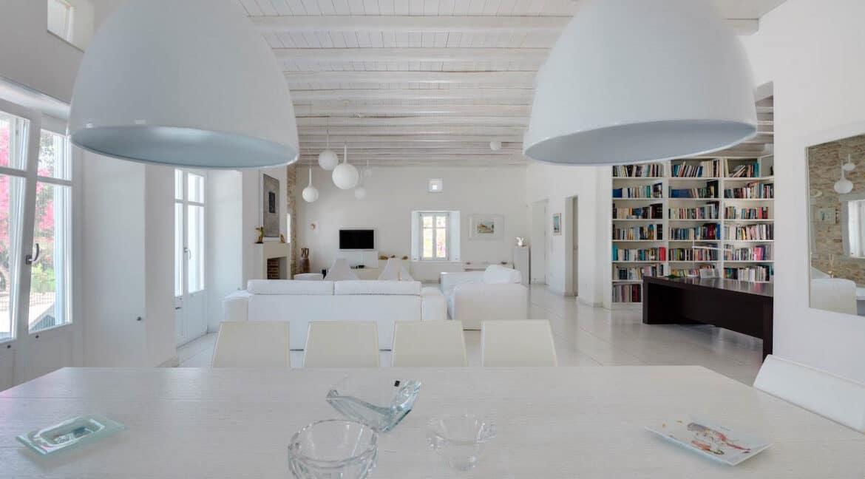 Hill Top Villa in Paros Greece, Paros Properties, Villas in Paros 15