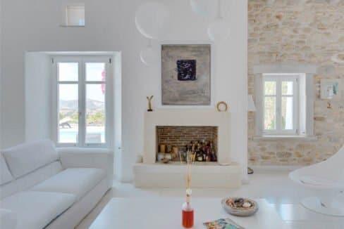 Hill Top Villa in Paros Greece, Paros Properties, Villas in Paros 16