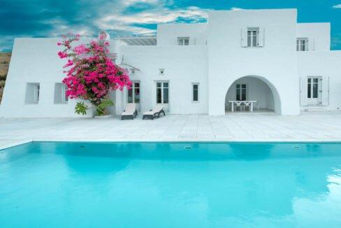 Hill Top Villa in Paros Greece, Paros Properties, Villas in Paros 17