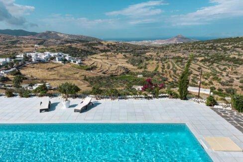 Hill Top Villa in Paros Greece, Paros Properties, Villas in Paros 18