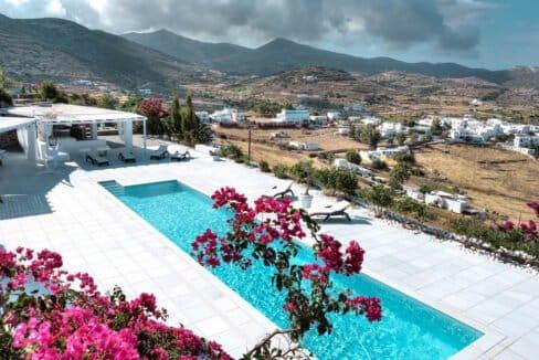 Hill Top Villa in Paros Greece, Paros Properties, Villas in Paros 19