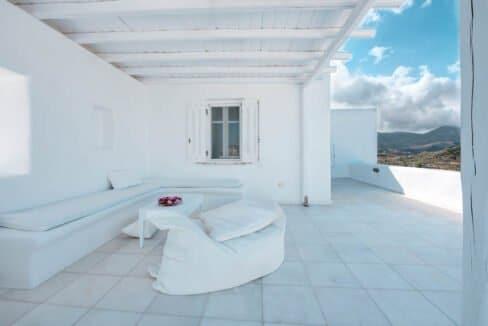 Hill Top Villa in Paros Greece, Paros Properties, Villas in Paros 20