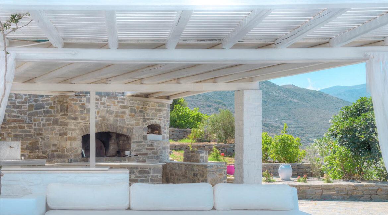 Hill Top Villa in Paros Greece, Paros Properties, Villas in Paros 23