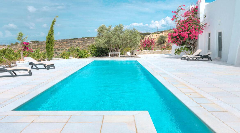 Hill Top Villa in Paros Greece, Paros Properties, Villas in Paros 24
