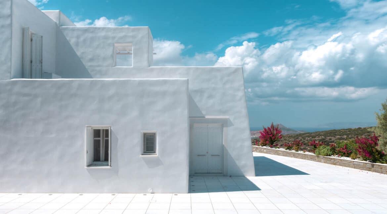 Hill Top Villa in Paros Greece, Paros Properties, Villas in Paros 26