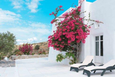 Hill Top Villa in Paros Greece, Paros Properties, Villas in Paros 27