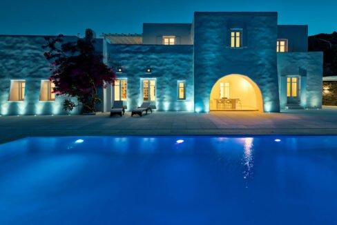Hill Top Villa in Paros Greece, Paros Properties, Villas in Paros 3