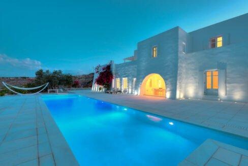 Hill Top Villa in Paros Greece, Paros Properties, Villas in Paros 4