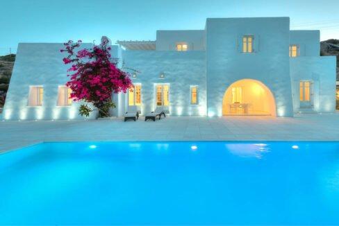 Hill Top Villa in Paros Greece, Paros Properties, Villas in Paros 5