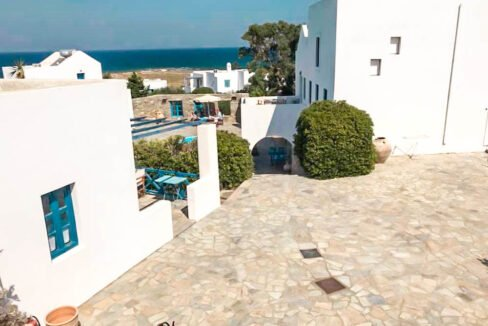 Hotel for Sale Paros Greece, Commercial Business for sale Paros Greece 1