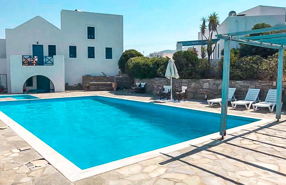 Hotel for Sale Paros Greece, Commercial Business for sale Paros Greece 2