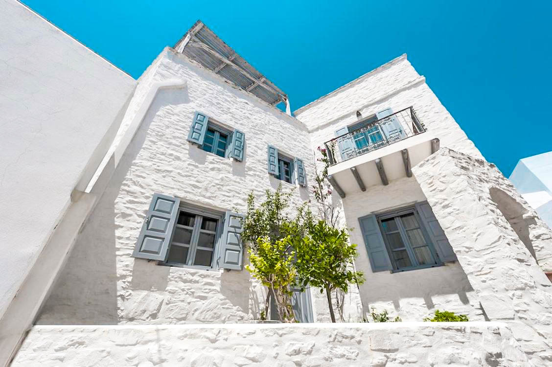 Traditional Stone House for Sale in Paros Island Greece