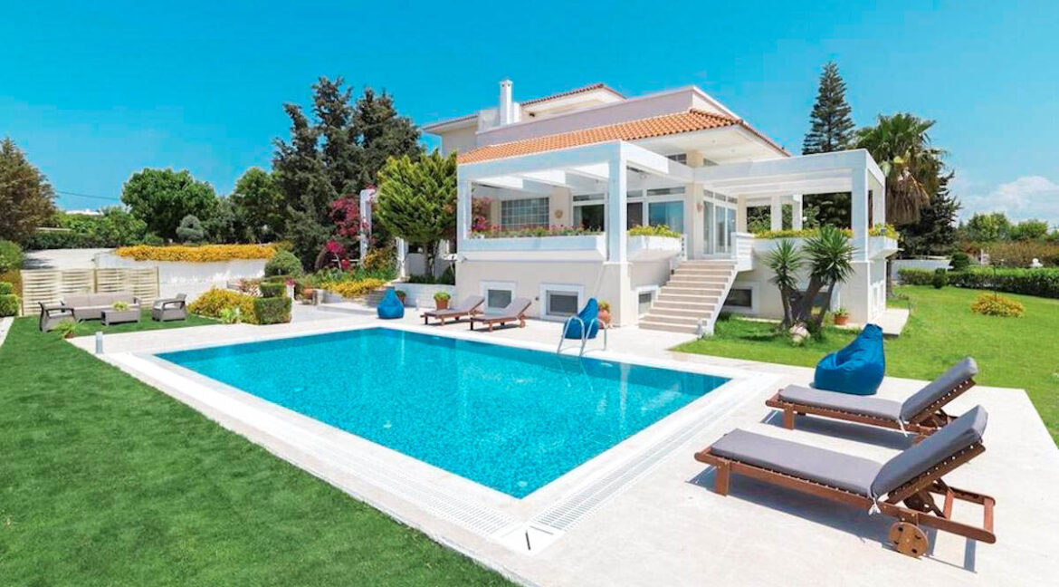 Luxury Home in Rhodes for sale, Rhodes Island Greece. Luxury Properties Rhodes Greece