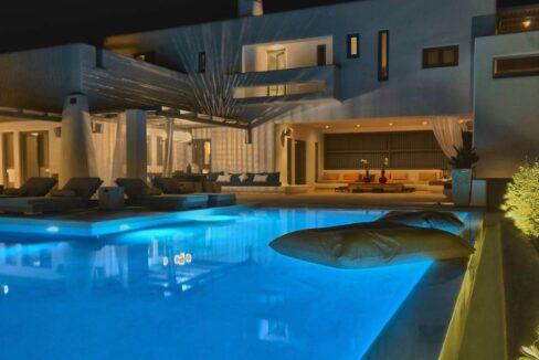 Luxury Sea View Villa Mykonos Greece. Mykonos Luxury Estates 1