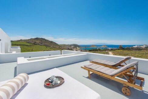 Luxury Sea View Villa Mykonos Greece. Mykonos Luxury Estates 12