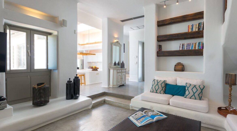 Luxury Sea View Villa Mykonos Greece. Mykonos Luxury Estates 14