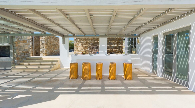 Luxury Sea View Villa Mykonos Greece. Mykonos Luxury Estates 19
