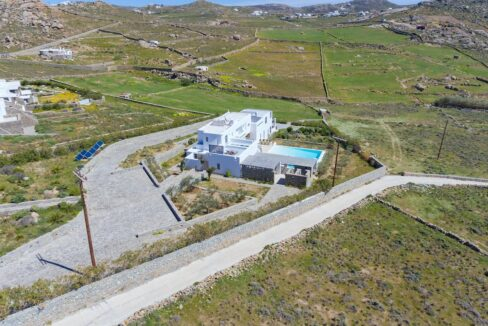 Luxury Sea View Villa Mykonos Greece. Mykonos Luxury Estates 2