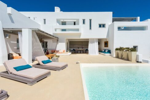 Luxury Sea View Villa Mykonos Greece. Mykonos Luxury Estates 20