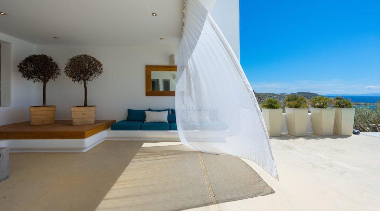 Luxury Sea View Villa Mykonos Greece. Mykonos Luxury Estates 21